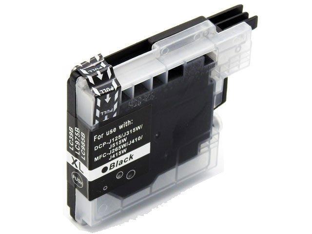 Zgodny Tusz LC985 do Brother DCP-J125 DCP-J315W Black 30ml DD-Print