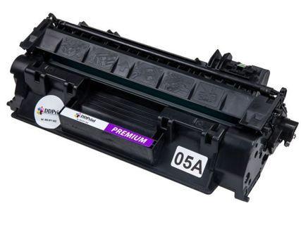 Zgodny z HP 05A CE505A toner marki DD-Print wersja Premium 3K Czarny