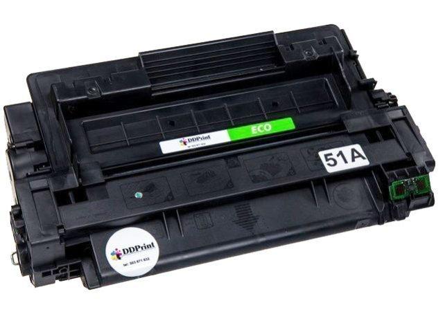 Zgodny z Q7551A toner 51A do HP LaserJet P3005 M3027 M3035 / 6000 stron Eco  DD-Print 51ADE
