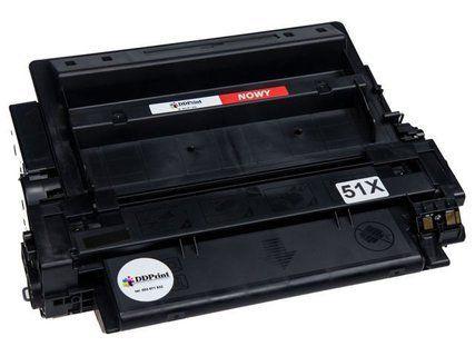 Zgodny z Q7551X toner 51X do HP P3005 P3005d P3005dn P3005n P3005x M3035 12k Nowy DD-Print DD-H51XN