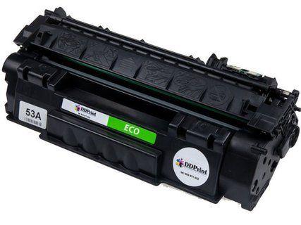 Zgodny z Q7553A toner do HP Laser Jet P2014 P2015 M2727 MFP / 3000 stron Eco DD-Print 53ADE