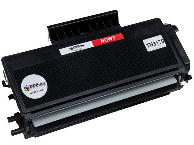 Zgodny z TN-3170 toner do Brother HL-5250 DCP-8060 MFC-8460 7k Nowy DD-Print DD-B3170N