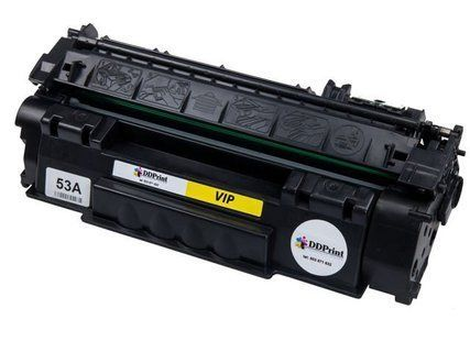 Zgodny z hp Q7553A toner 53A do HP Laser Jet P2014 P2015 / 3000 stron VIP Zamiennik DD-Print 53ADV
