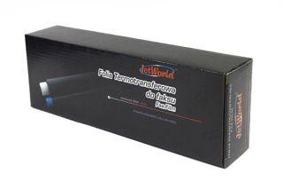 Folia JetWorld Czarny Panasonic KX-FA55 (2 szt.) zamiennik  KXFA55E