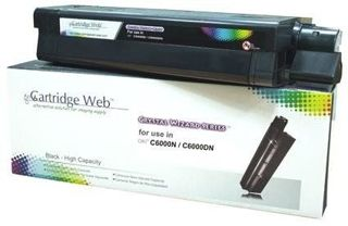 Toner Cartridge Web Black OKI C8600/C8800 zamiennik 43487712
