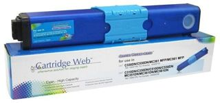 Toner Cartridge Web Cyan OKI C310 zamiennik 44469706