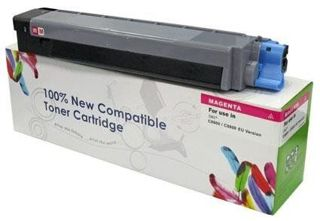 Toner Cartridge Web Magenta OKI C810/C830 zamiennik 44059106