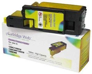 Toner Cartridge Web Yellow DELL 1660 zamiennik 59311131