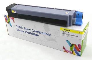 Toner Cartridge Web Yellow  OKI C801/C821 zamiennik 44643001
