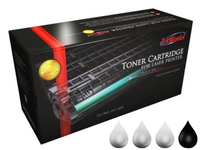 Toner JetWorld JW-H310ABR zamiennik HP126A CE310A do HP Color LaserJet Pro 1.2k Black