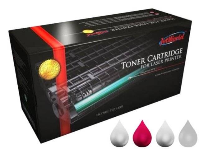 Toner JetWorld JW-H3963AMR zamiennik HP122A Q3963A do HP Color LaserJet 4k Magenta