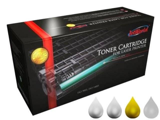Toner JetWorld JW-H6002AYR zamiennik HP124A Q6002A do HP Color LaserJet 2k Yellow