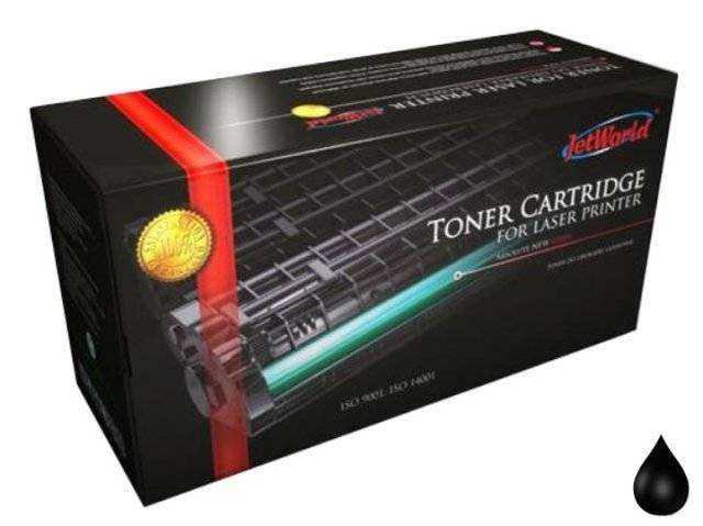 Toner JetWorld JWC-M117N zamiennik TN116 / TN117 / TN118 do Minolta Bizhub 2x 12k Black