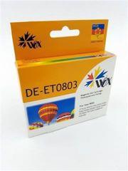 Tusz Wox Magenta EPSON T0803 zamiennik C13T08034010