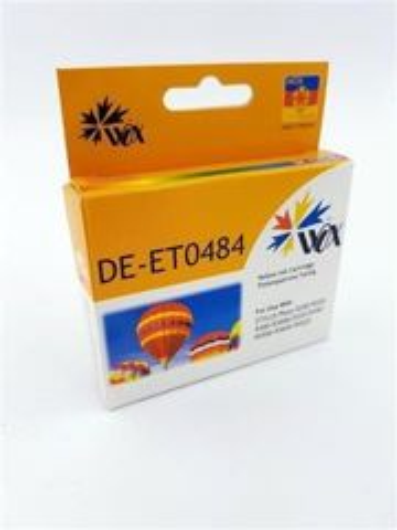 Tusz Wox Yellow EPSON T0484 zamiennik C13T048440