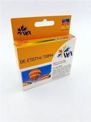 Tusz Wox Yellow EPSON T0714  (T0894) zamiennik C13T07144011