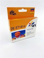 Tusz Wox Yellow EPSON T1814 zamiennik C13T18144010