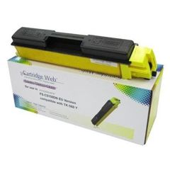 Zgodny Toner Yellow TK580 / TK-580Y do Kyocera FS C5150 C5150DN / Ecosys P6021cdn / 2800 stron / zamiennik