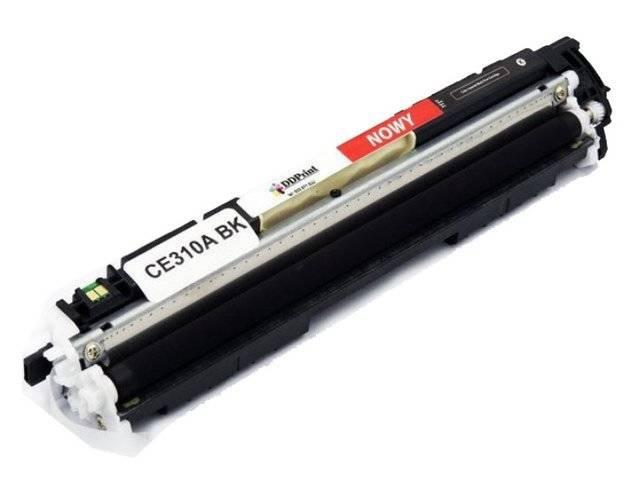 Zgodny z CE310A Toner do HP CP1025 M175 M275  Black 1,2K DD-Print DD-H310ABKN